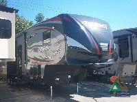 2015 Forest River RV Vengeance Super Sport 320A