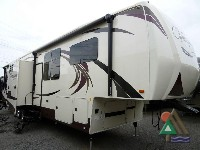 2015 Forest River RV Vengeance Touring Edition 39B12