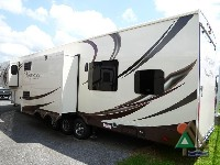2015 Forest River RV Vengeance Touring Edition 39R12