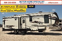 2017  Heartland RV ElkRidge