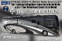 2017  THOR MOTORCOACH Palazzo