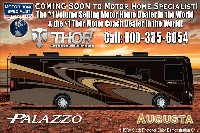 2018  THOR MOTORCOACH Palazzo