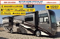 2016  THOR MOTORCOACH Palazzo