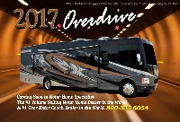 2017  THOR MOTORCOACH Outlaw