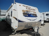 2011  HEARTLAND RV North Country 321BHDD