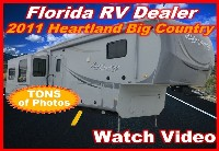 2011  HEARTLAND RV Big Country 3500 RL