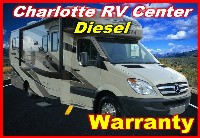 2014  Four Winds Siesta 24 SR Mercedes Sprinter Diesel