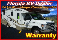 2012  Winnebago Itasca Impulse 26 Q