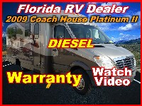 2009  Coach House Platinum II 241 XL FS