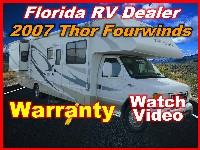 2007  THOR MOTORCOACH Four Winds 31 F