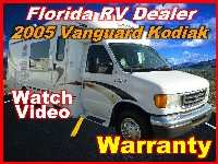 2005  Vanguard Kodiak VXL 2400