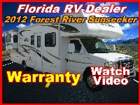 2012  Forest River Sunseeker 3120DS