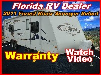 2011  Forest River Surveyor Select SV 264