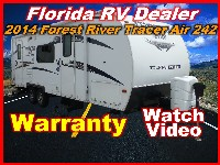 2014  Forest River Prime Time Tracer Air 242