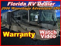 2006  Winnebago Adventurer 35U