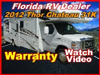 2012  THOR MOTORCOACH Chateau 31 K