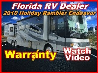 2010  Holiday Rambler Endeavor 42 SKQ