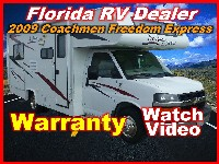 2009  Coachmen Freedom Express 21 QB