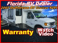2007  Gulf Stream Conquest BT Cruiser 5291