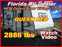 2017  Coachmen Viking Ultra Light 17FQ