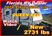 2014  Viking Coachmen  Ultra Light 17FQ