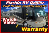 2008  Holiday Rambler Monaco  Scepter 42 KFQ