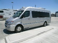 2014  Airstream INTERSTATE EXTENDED 22
