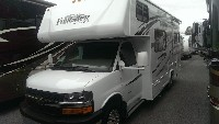 2014  Forest River Forester 2251