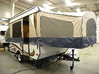 2015 FOREST RIVER VIKING 2107LS