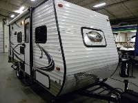 2015 FOREST RIVER VIKING 17BH