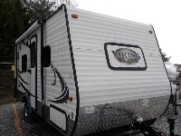 2015 FOREST RIVER VIKING 17FQ
